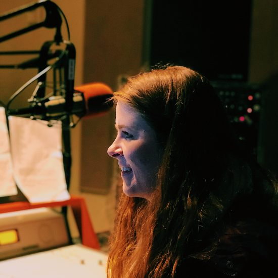 Marion Taylor, a junior, and mass communications and theatre arts double major at Piedmont College, pursues her passion for radio as she is preparing for her next show about Christmas. Marion is a disk jockey at Piedmont College and her show is Tea Time With Tracy on Z98.7 FM for students at Piedmont. Marion wishes to pursue her radio career after she graduates college.