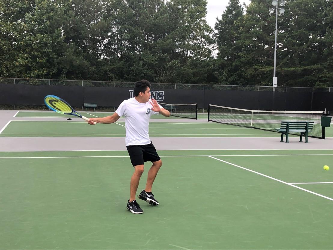 Kobhe Macias Tennis